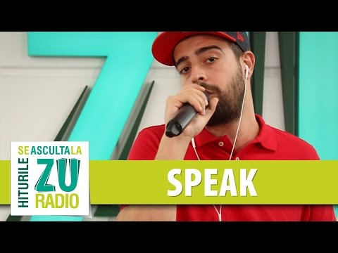 Speak - PUHOI (Cover Carla's Dreams - Live la Radio ZU)