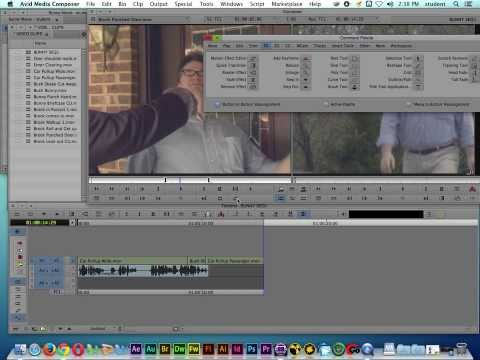 Avid Media Composer 7 Tutorial | Slow Motion & Speed | Motion Effect Editor
