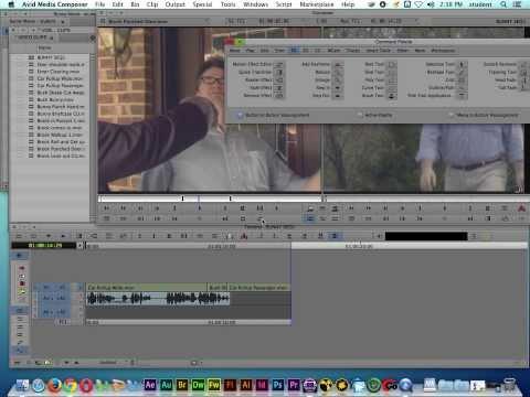 Avid Media Composer 7 Tutorial | Slow Motion & Speed | Motion Effect Editor