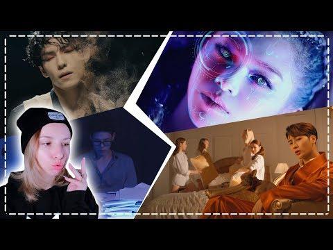 DAY6-Sweet Chaos + AleXa–Bomb + ZELO-Drunken Master + Jackson Wang-DWAY! РЕАКЦИЯ | KPOP ARI RANG
