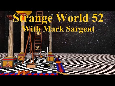 32nd Degree Mason talks about Flat Earth symbolism - SW52 -