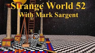 32nd Degree Mason talks about Flat Earth symbolism - SW52 - Mark Sargent ✅
