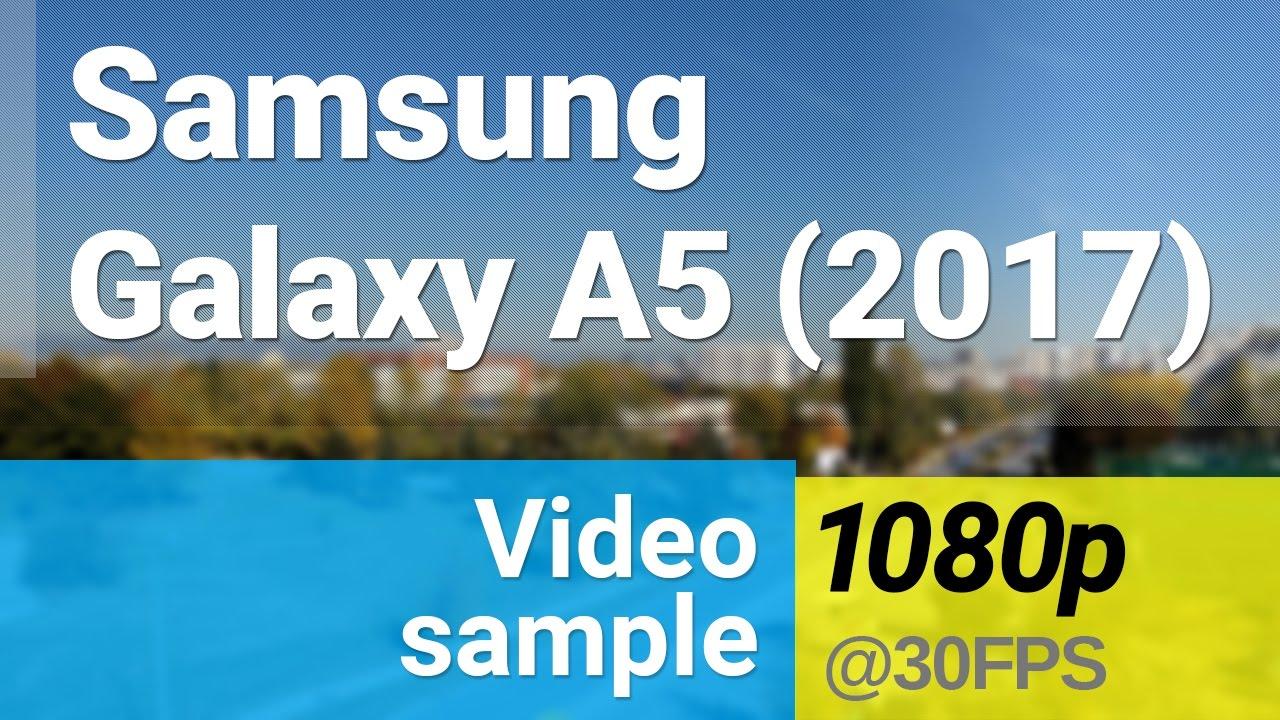 Samsung Galaxy A5 (2017) review: Alphabet soup: Camera