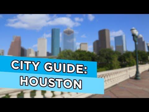 Grand Prix City Guide: Houston