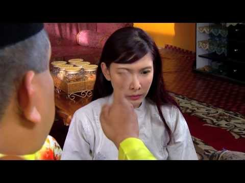Nasha Aziz dan Zul Ariffin dalam 'KASIH BERSULAM DAUN PALAS' Astro PRIMA