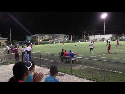 Academy SC vs Cayman Athletic SC (Cayman Premier League) 30/04/17 Part 3