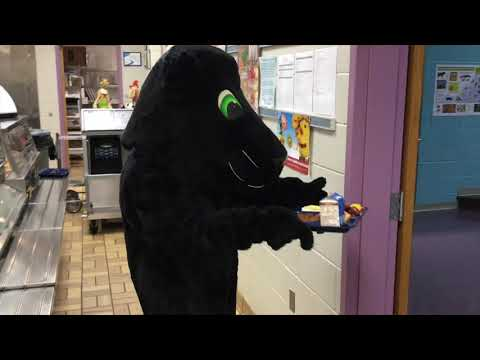 Bristow Run Elementary School Lunch Week Video