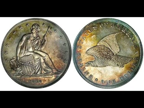 Gobrecht Dollar - 100th Video Special - Numismatic Series - Numismatics with Kenny