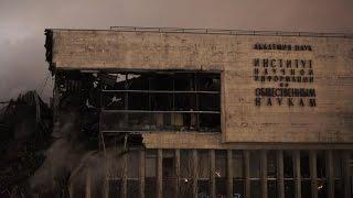 Russie: un incendie ravage la grande bibliothèque universitaire