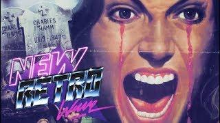 The Horrortape Vol. 2  NRW Halloween Mix   1 Hour   Retrowave/ Darkwave/ Electro  