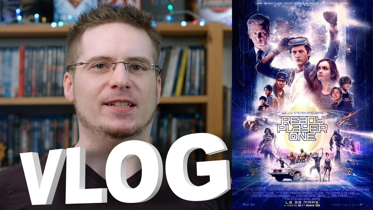 Download Vlog - Ready Player One