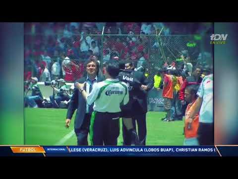 Recordamos la FINAL del Torneo Bicentenario 2010 Toluca vs Santos
