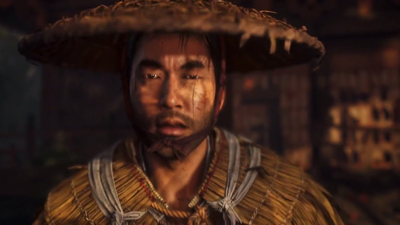 Ghost of Tsushima sounds so much better in Japanese - Gameplay ...