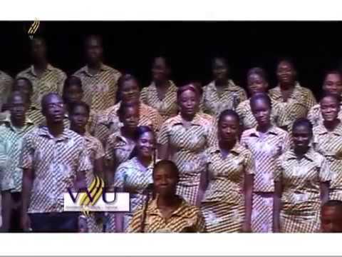 """VVU Choir: """"Eye Wo De"""" (James Varrick Armaah)"""