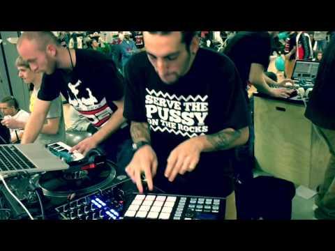 Dj Ake & Esso   Live Beatmaking
