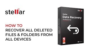 Recover Your Deleted Files From All Types of Storage Devices