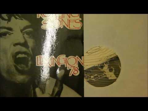Rolling Stones Coloured Vinyl Bootleg Records Part 2