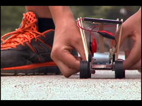 Solar Cars - Hubbard Middle School