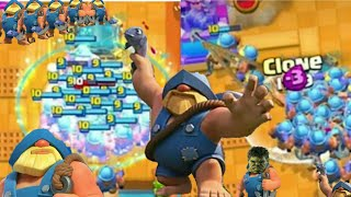FUNNY MOMENTS FISHERMAN GAMEPLAY CLASH ROYAL MONTAGE 1