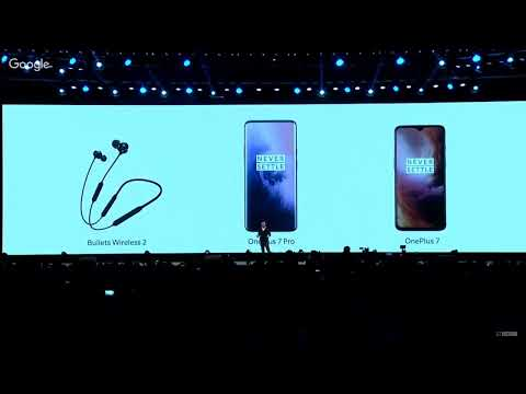 Live Streaming: Oneplus 7 & Oneplus 7 Pro Launch Event