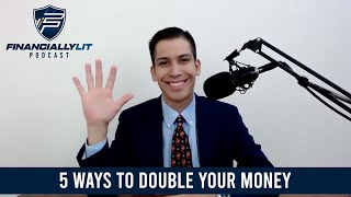 5 Ways To Double Your Money