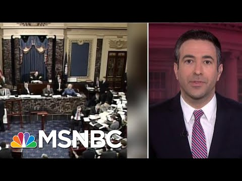 Trump's Humiliating Impeachment Trial: WH On Edge Over Rules That Can Change Anytime | MSNBC