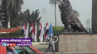 محافظ القاهرة يفتتح كوبري قصر النيل بعد تطويره..فيديووصور