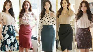 Daily Office Wear Women's Penc…
