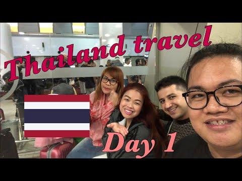 OFW Vlog #5 - Thailand travel Day 1