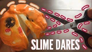 EXTREME SLIME DARES!? ( bahasa )