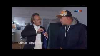 Clip adamus MDR Sachsen Anhalt HEUTE 08.02.2013