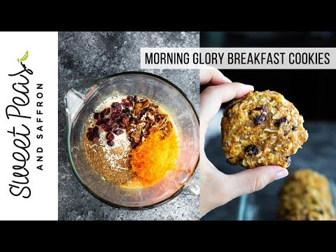 Cookies. For Breakfast. You Need Them. | Whole Grains, No Refined Sugar