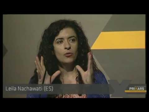 Leila Nachawati (ES), Prix Forum 2013, TOTAL RECALL - The Evolution of Memory - EN