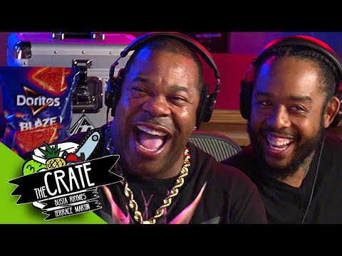 Busta Rhymes & Terrace Martin Blaze The Beat | The Crate