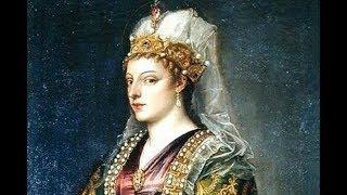 Софья Палеолог-любимая жена Ивана III,благодаря которой  Русь перестала платить оброк Золотой орде