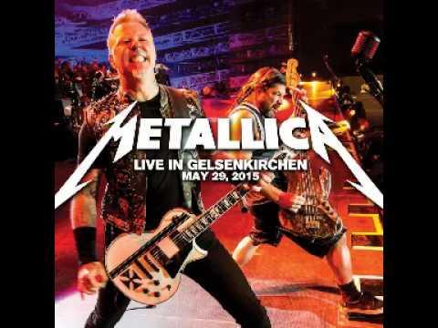 Metallica Live Gelserkirchen, Germany 2015/05/29 (Full Audio LiveMet)