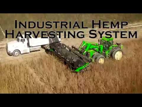 Hemp Harvester