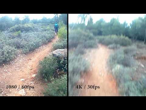 1080p 24 fps vs 60 fps camera