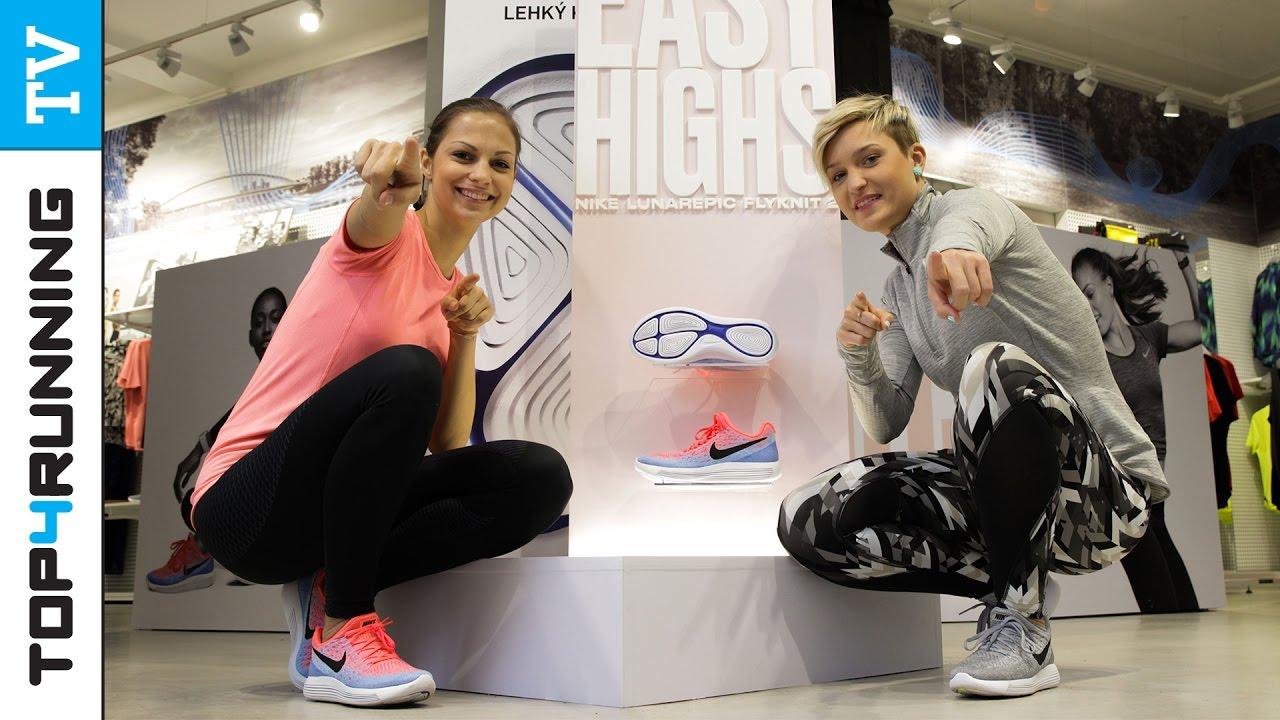 TOP4RUNNING TV Nike LunarEpic Low Flyknit 2 YouTube