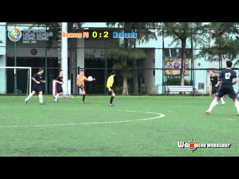 ◆Hong Kong Legal League CUP FINAL◆Hamsap FC vs Monopoly highlights