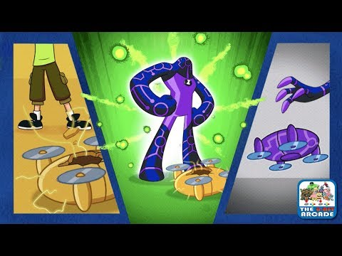 Ben 10: Power Surge - Stop Billy Billions and his army of Drones (Cartoon Network Games)