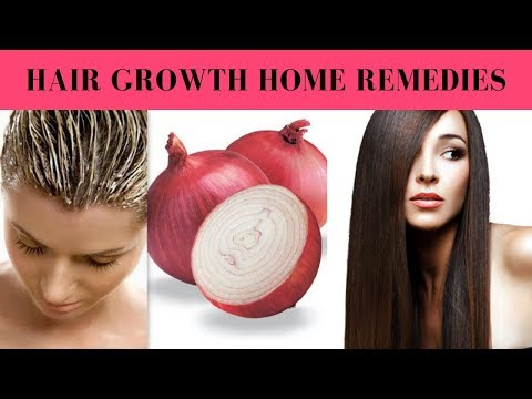 How to Grow Hair Faster Naturally in a Week - Simple Hair Growth Tips thumbnail