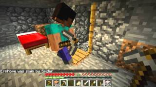 Minecraft Survival - The Cave - Part 1