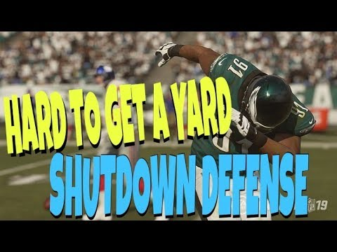 NO MORE LOSING ON DEFENSE! SHUT DOWN D THAT WILL CHANGE MADDEN 19 FOR YOU! BEST MONEY PLAY TIPS