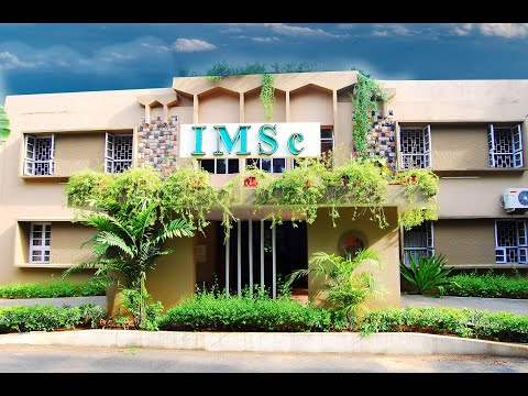 The Institute Of Mathematical Sciences, Chennai