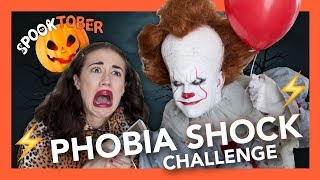Video Phobia Shock Challenge (feat. Miranda Sings) download MP3, 3GP, MP4, WEBM, AVI, FLV Januari 2018