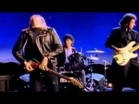 JEFF HEALEY - Nice problem to have