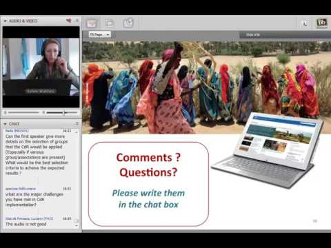 FAO-Webinar-on- resilience #3-Caisses-de-Resilience-part3