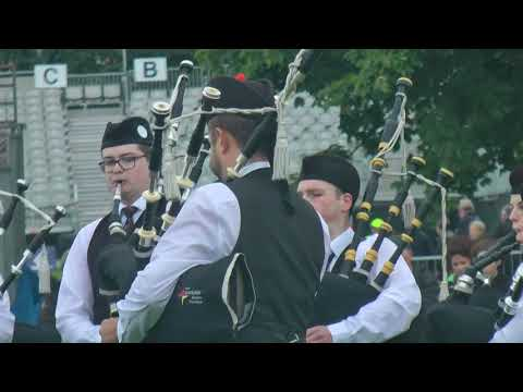 World Pipe Band Championships 2018/Juvenile - North Lanarkshire Schools