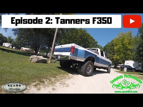 Episode 2: Tanner's OBS F-350 Crew Cab Dually 4X4